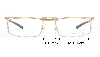 FMF8004サイズ