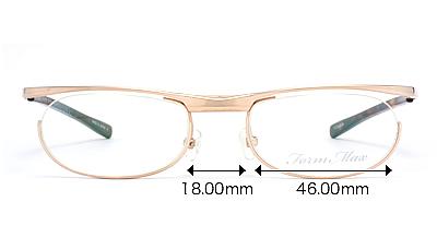 FMF8006サイズ